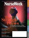 Art Direction, Nursing Spectrum Cover Design