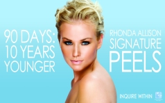 Anti-Aging Clinic In-House Ad