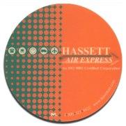 Hassett Air Express MousePad Concept & Design