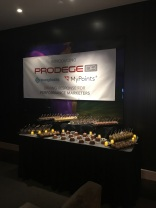 ProdegeDr Banner at Event
