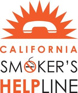 California Smoker's HelpLIne Concept
