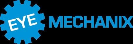Eye Mechanix Logo Concept & Design. Brick & Mortar store opened Nov 2014 + NEW LOCATION JUNE 2018!