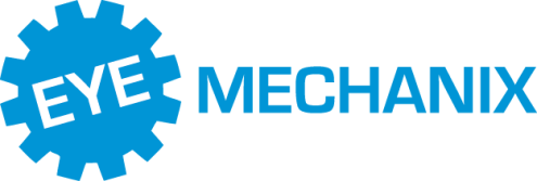Eye Mechanix Logo Concept & Design. Brick & Mortar store opened