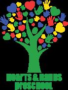 Hearts & Hands PreSchool Logo & School Launching Summer 2016