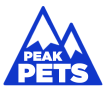 Peak Pets Logo For Monthly Targets