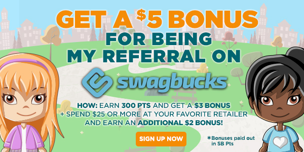 Swagbucks Marketing Promo Ad