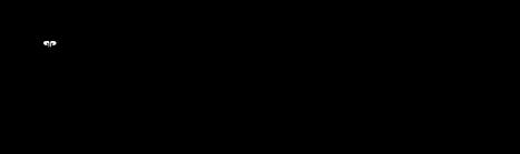 PawPrintsLA Horizontal Logo _ BLACK