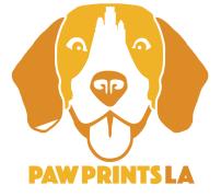 PawPrintsLA.com Logo
