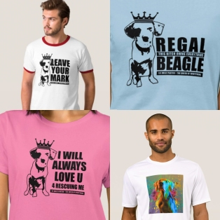 PawPrintsLA_bfc626_TEESHIRTS_ZAZZLE_BIGFUNCREATIVE