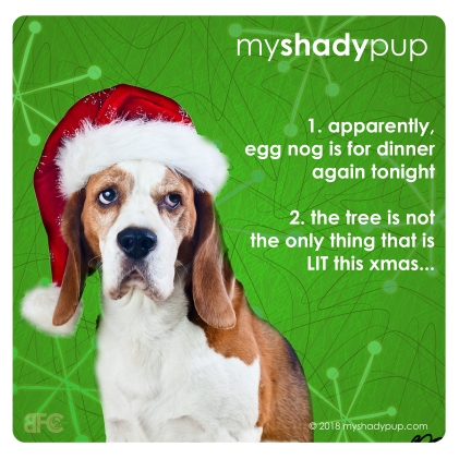 MyShadyPup.com No. 6 • DEC 2018