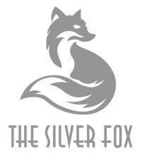 Client: The Silver Fox Logo • June 2019