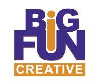 New Big Fun Creative Logo