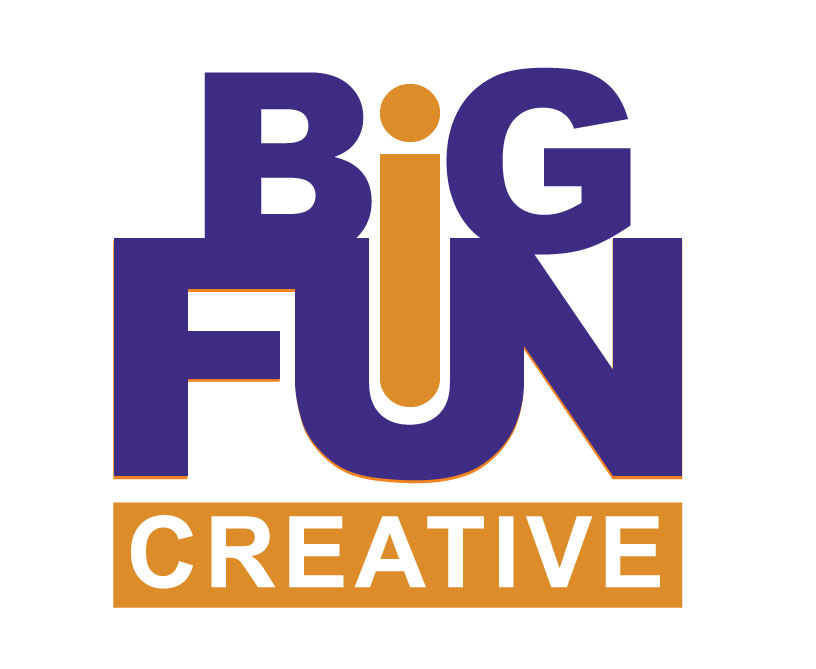 New Big Fun Creative Logo