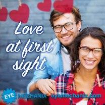 Eye Mechanix Valentines Social Media Post Creative